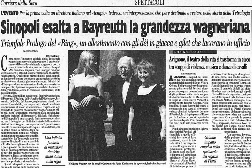 27 luglio 2000 di F. Colombo