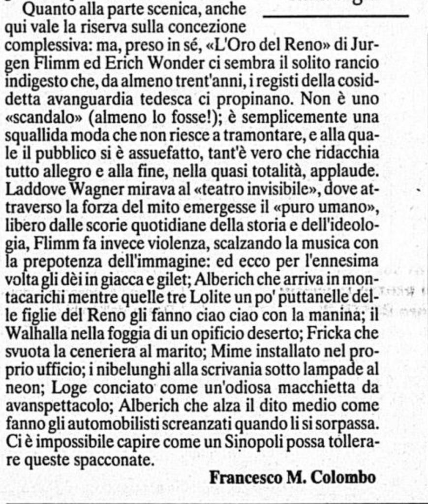 27 luglio 2000 di F.M.Colombo