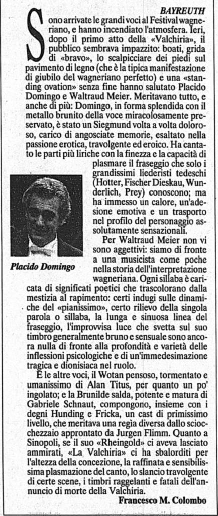 Francesco M. Colombo