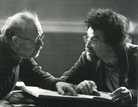 Jurgen Flimm e Giuseppe Sinopoli